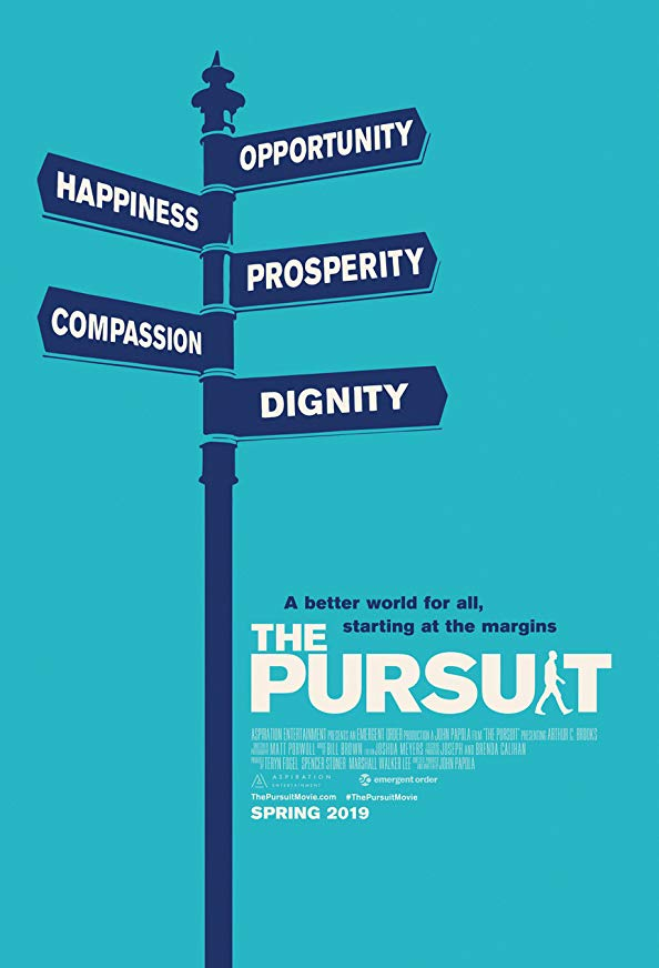 The Pursuit kapak