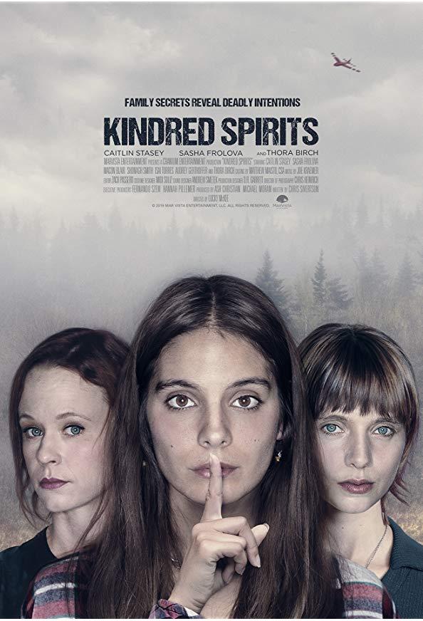 Kindred Spirits kapak