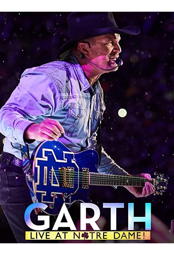 Garth: Live at Notre Dame kapak