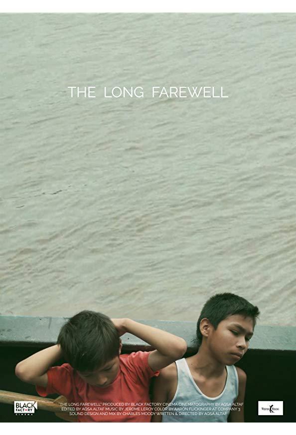 The Long Farewell kapak