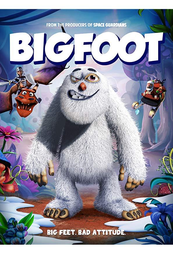 Bigfoot kapak