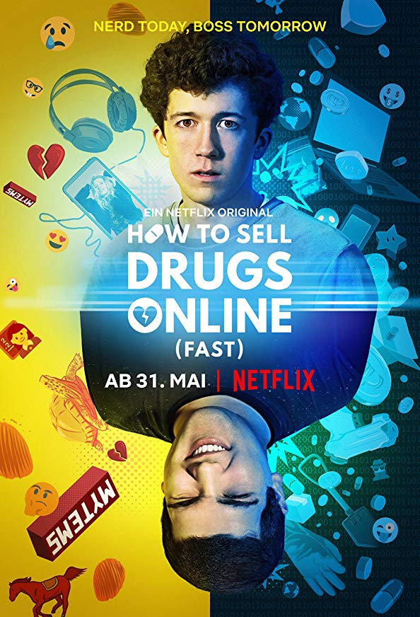 How to Sell Drugs Online: Fast kapak