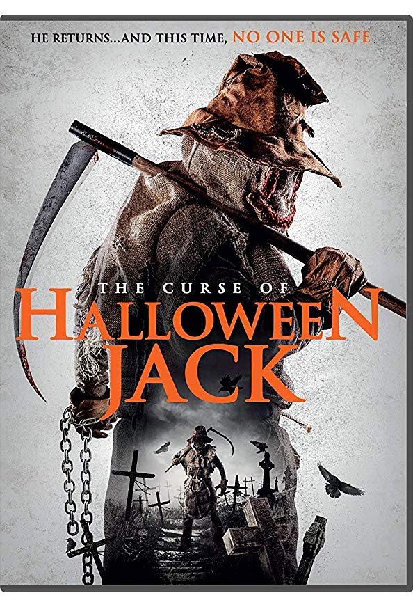 The Curse of Halloween Jack kapak
