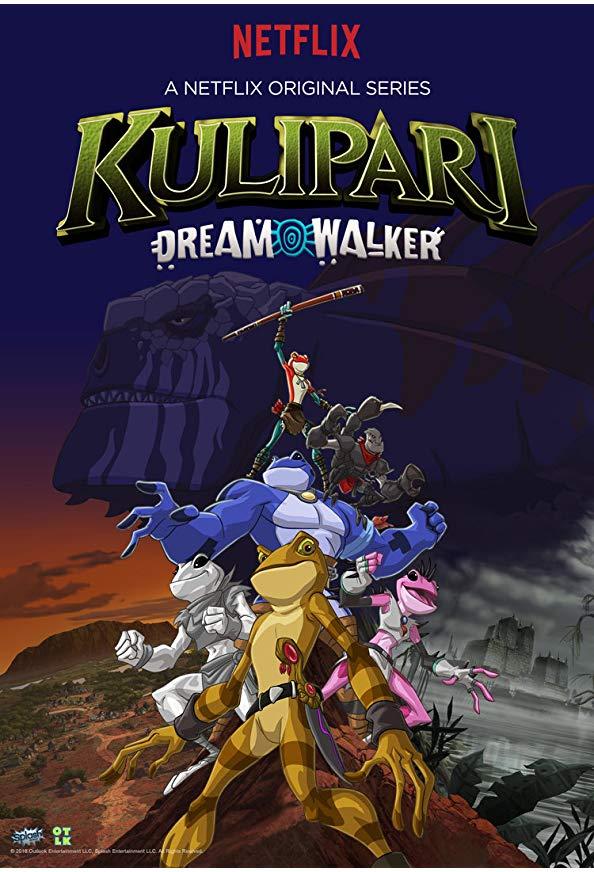Kulipari: Dream Walker kapak
