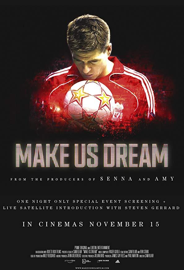 Make Us Dream kapak