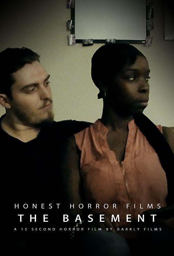 Honest Horror Films: The Basement kapak