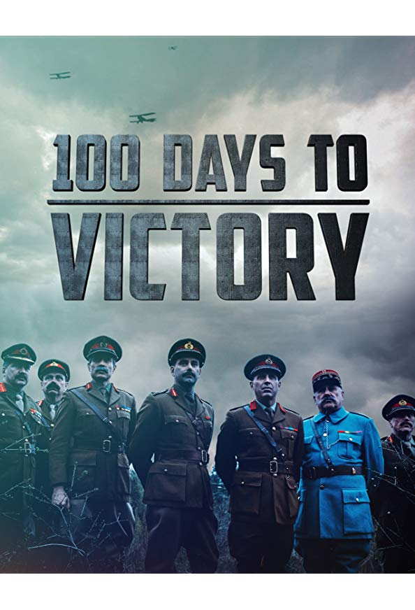 100 Days to Victory kapak