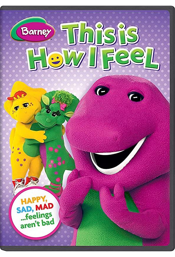 Barney: This Is How I Feel kapak