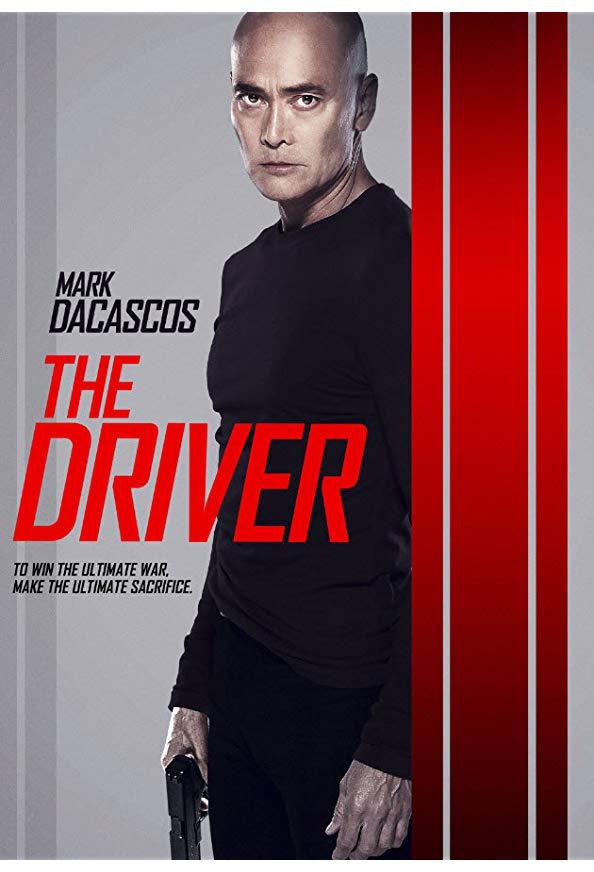 The Driver kapak