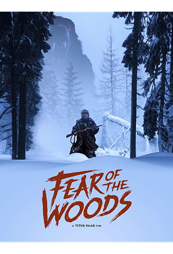 Fear of the Woods kapak