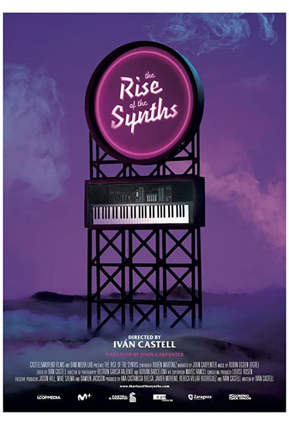 The Rise of the Synths kapak