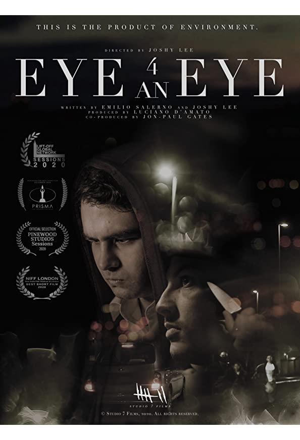 Eye 4 an Eye kapak