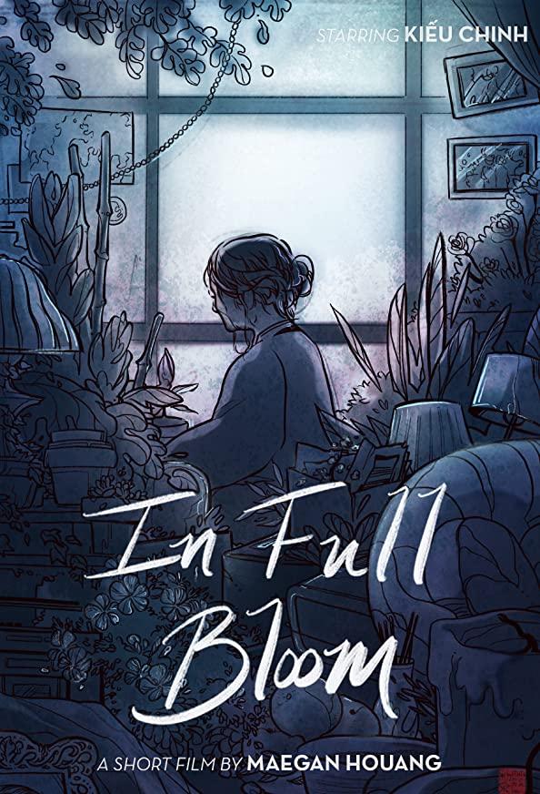 In Full Bloom kapak