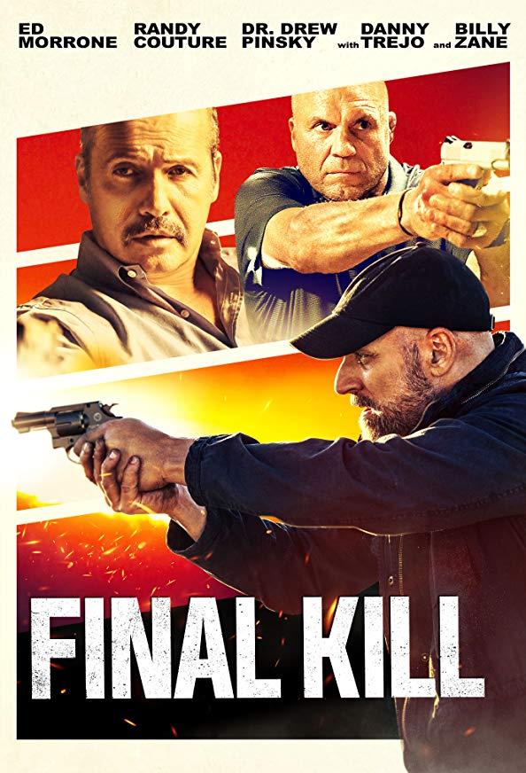Final Kill kapak