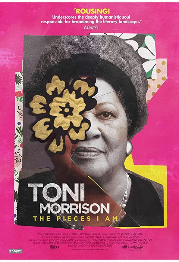Toni Morrison: The Pieces I Am kapak