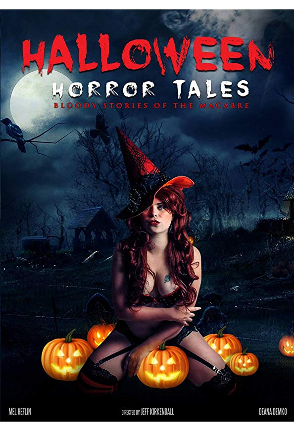 Halloween Horror Tales kapak