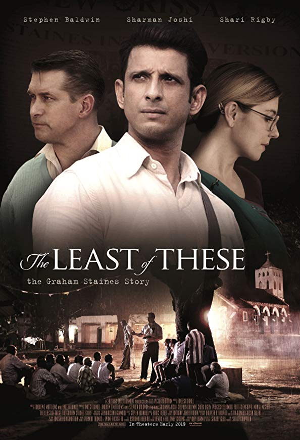 The Least of These: The Graham Staines Story kapak
