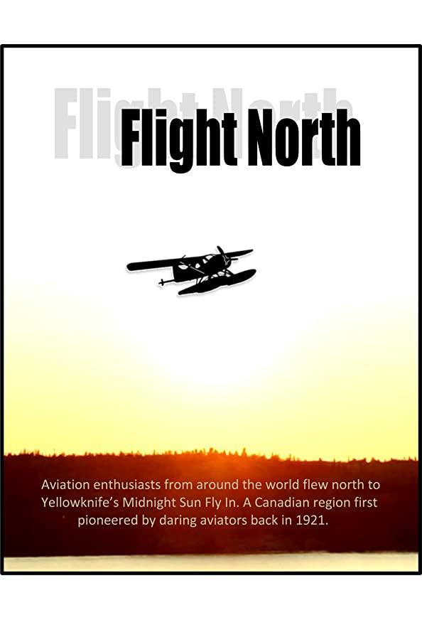 Flight North kapak