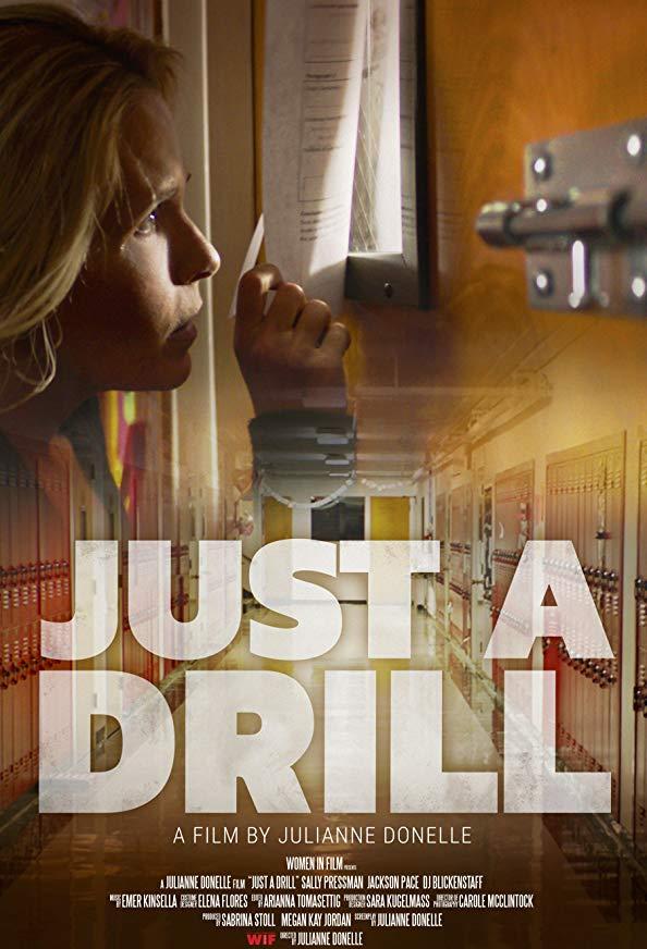 Just A Drill kapak