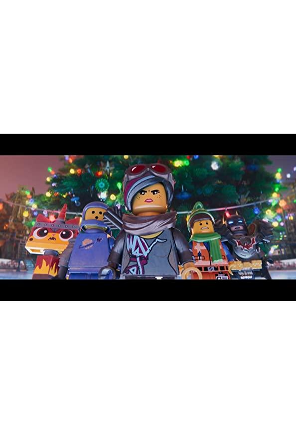 Emmet's Holiday Party: A Lego Movie Short kapak