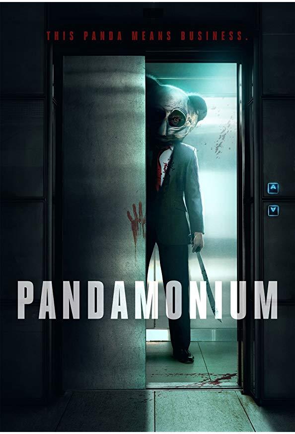 Pandamonium kapak