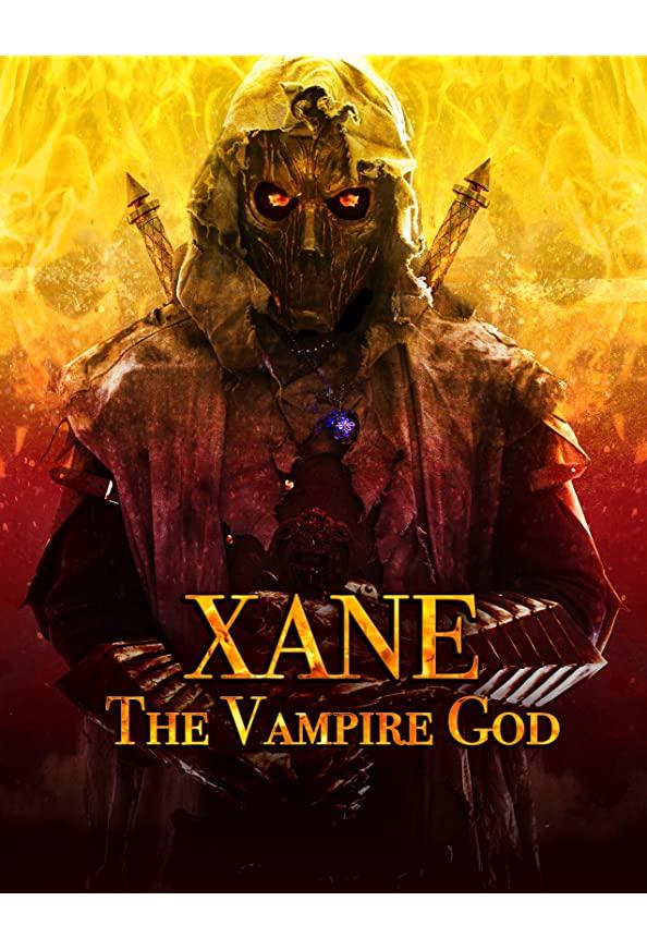 Xane: The Vampire God kapak