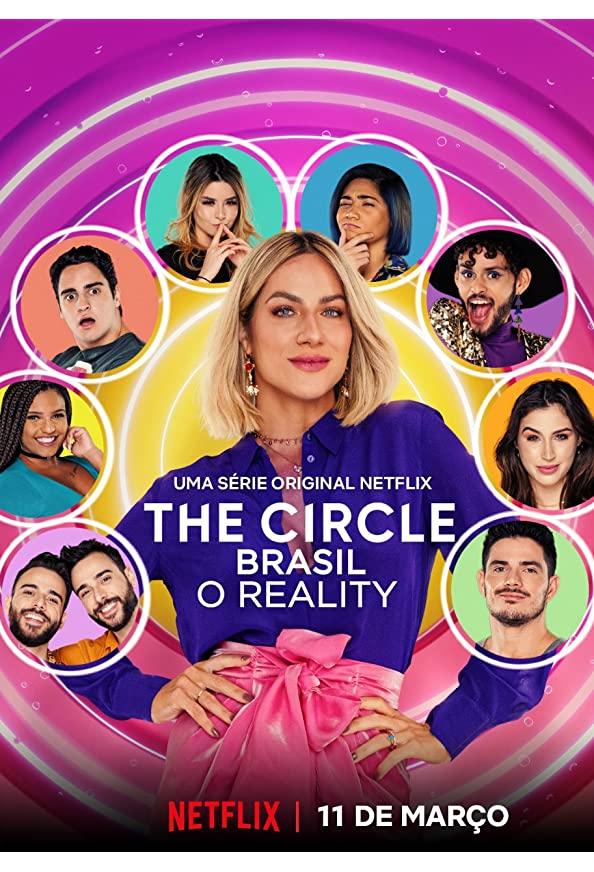 The Circle: Brazil kapak