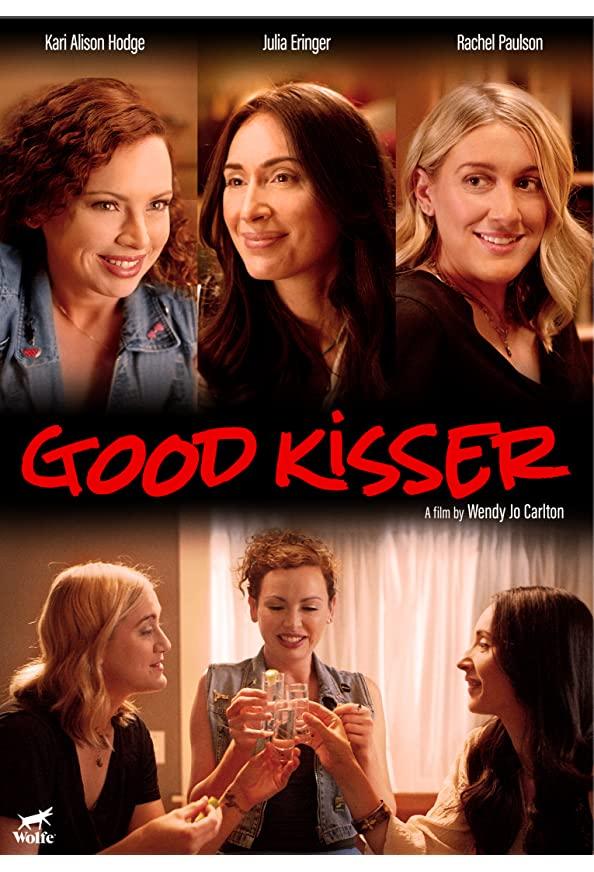 Good Kisser kapak