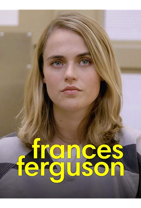 Frances Ferguson kapak