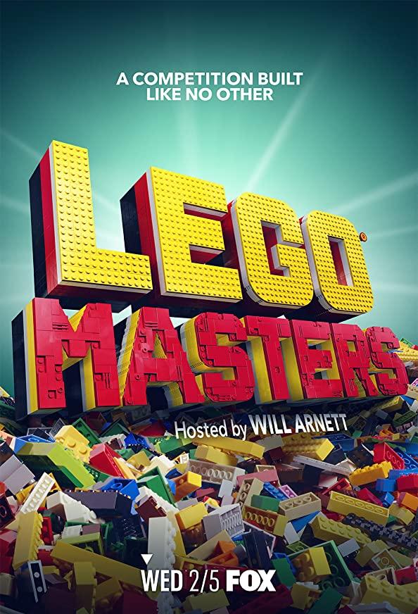 Lego Masters kapak