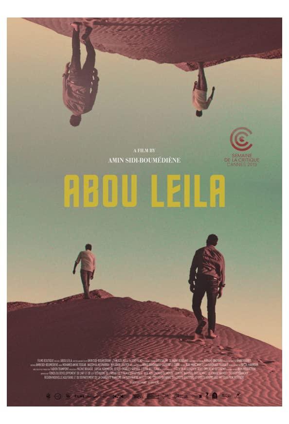 Abou Leila kapak
