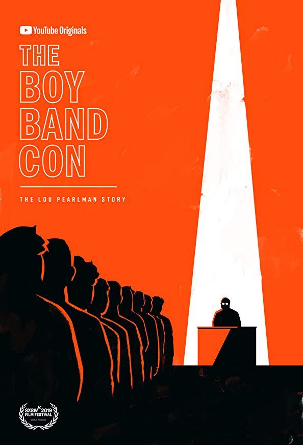 The Boy Band Con: The Lou Pearlman Story kapak