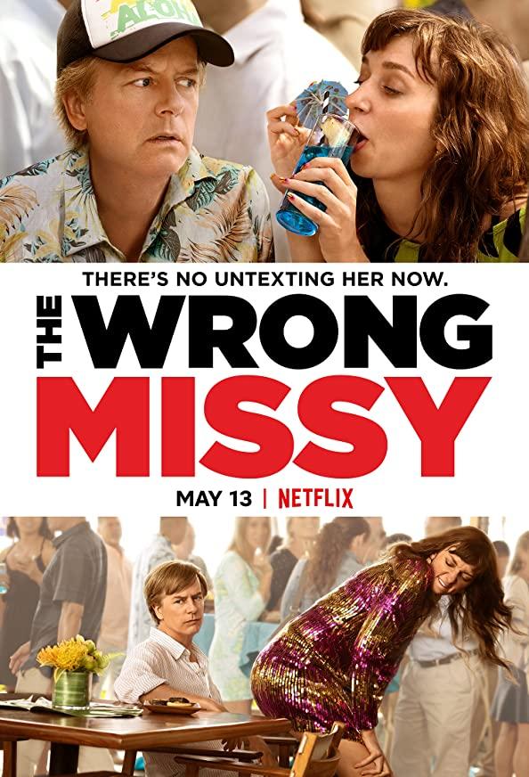 The Wrong Missy kapak