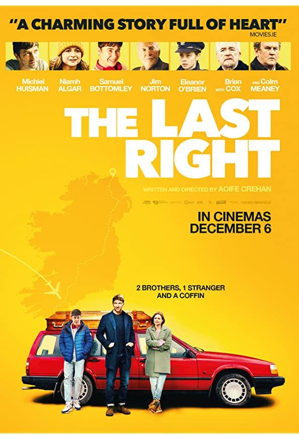 The Last Right kapak