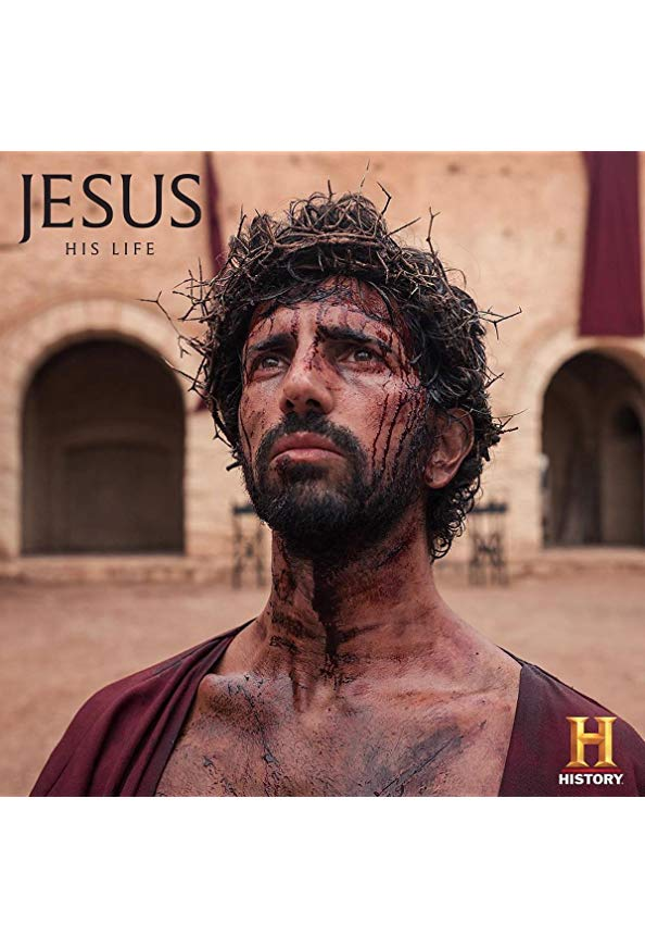 Jesus: His Life kapak