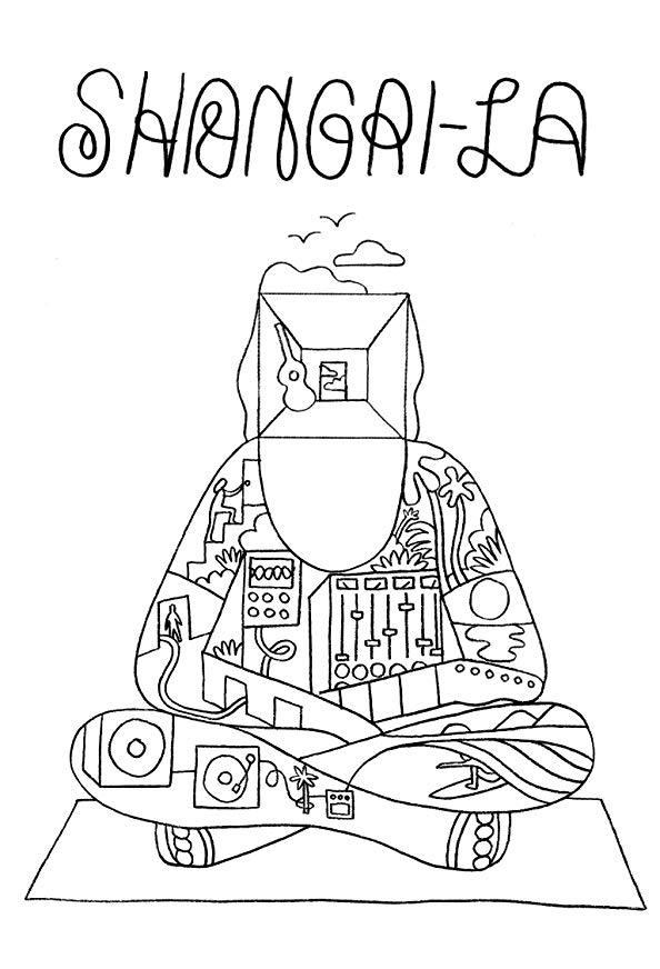 Shangri-La kapak