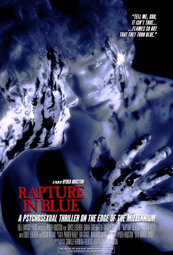 Rapture in Blue kapak