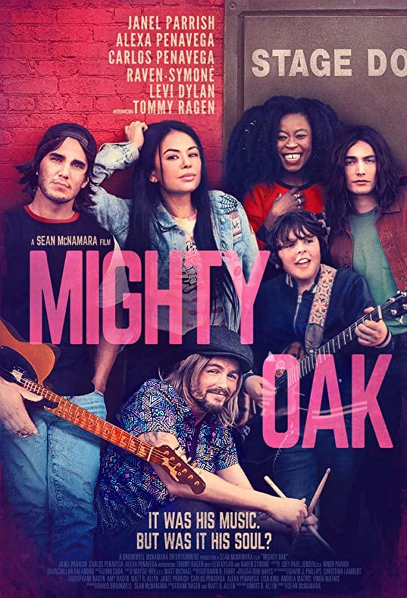 Mighty Oak kapak