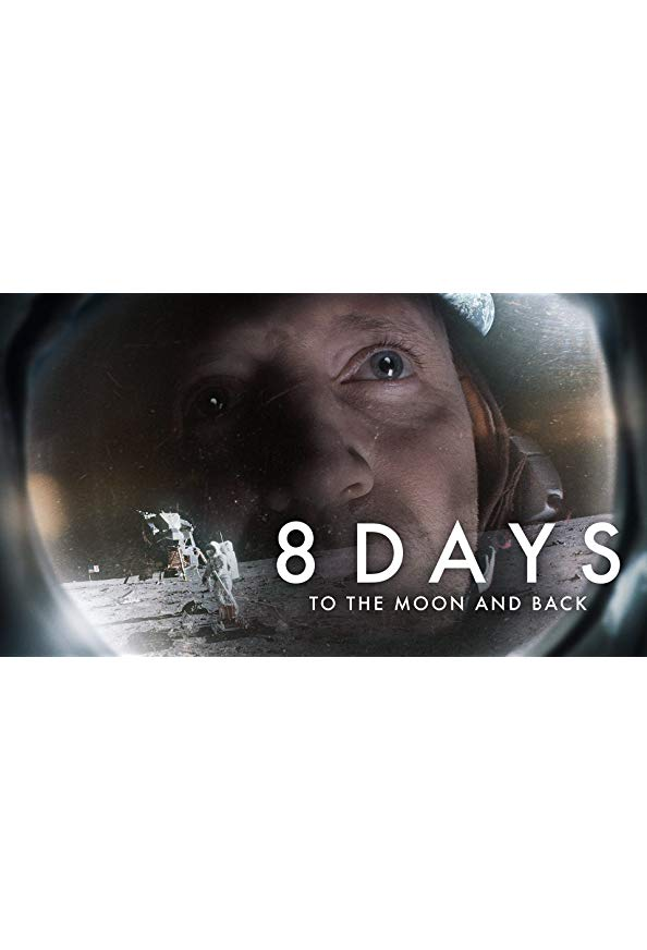8 Days: To the Moon and Back kapak