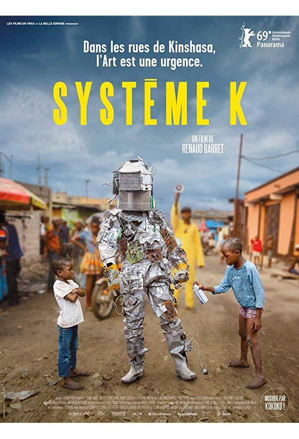 Système K kapak