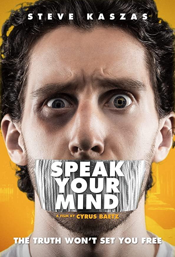 Speak Your Mind kapak