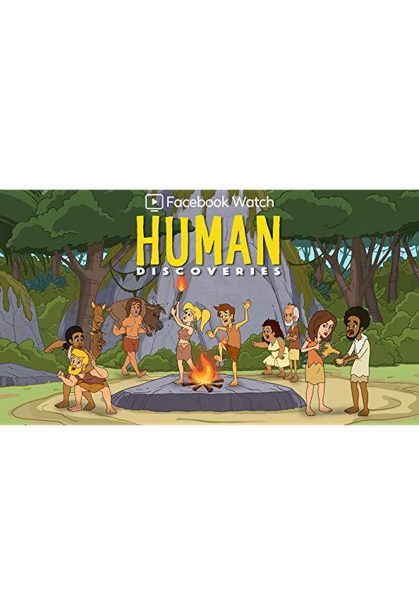 Human Discoveries kapak