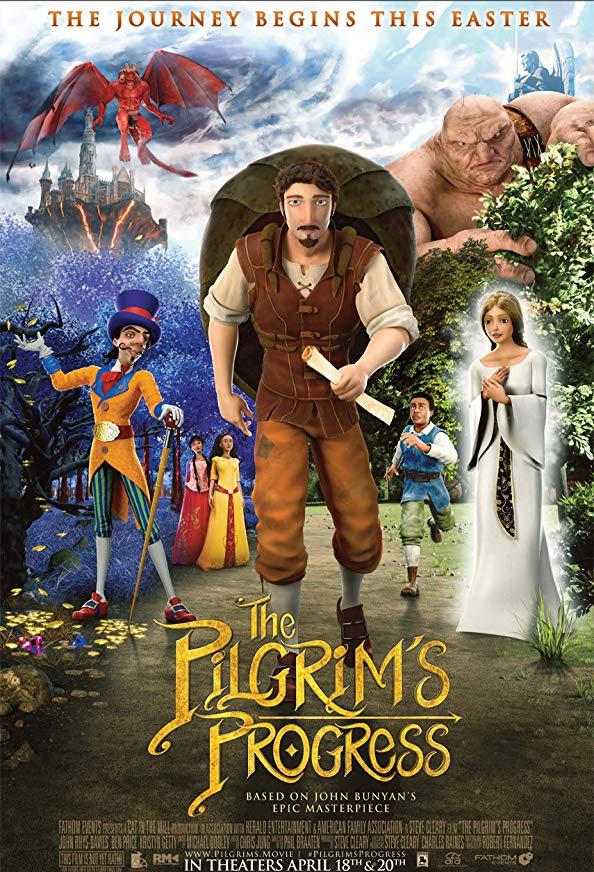 The Pilgrim's Progress kapak