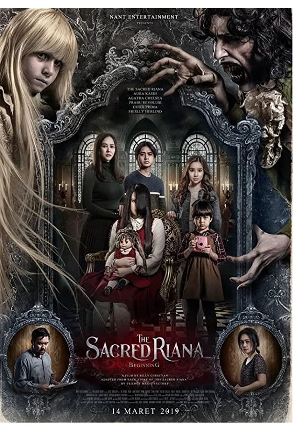 The Sacred Riana: Beginning kapak