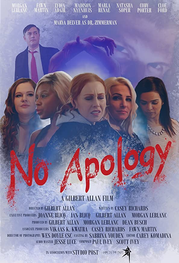 No Apology kapak