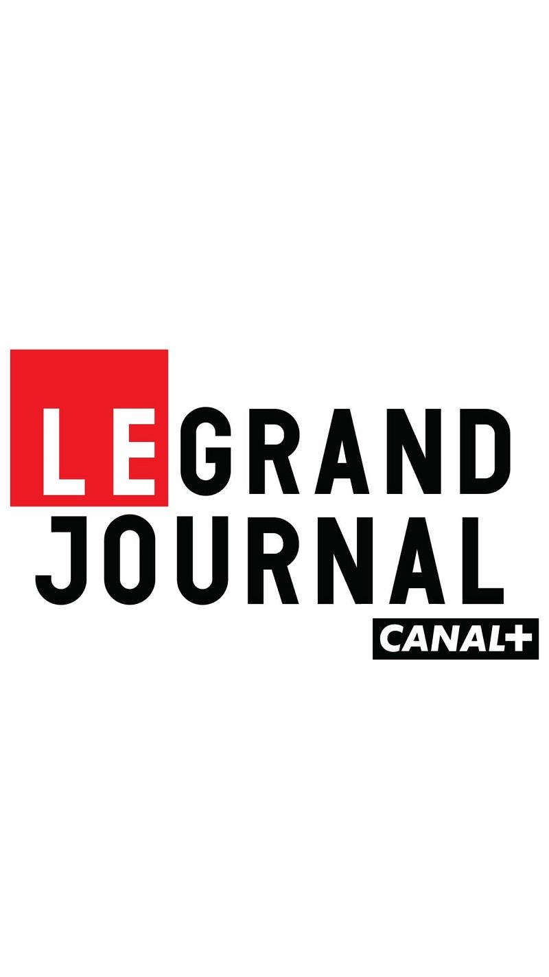 Le grand journal de Canal+ kapak