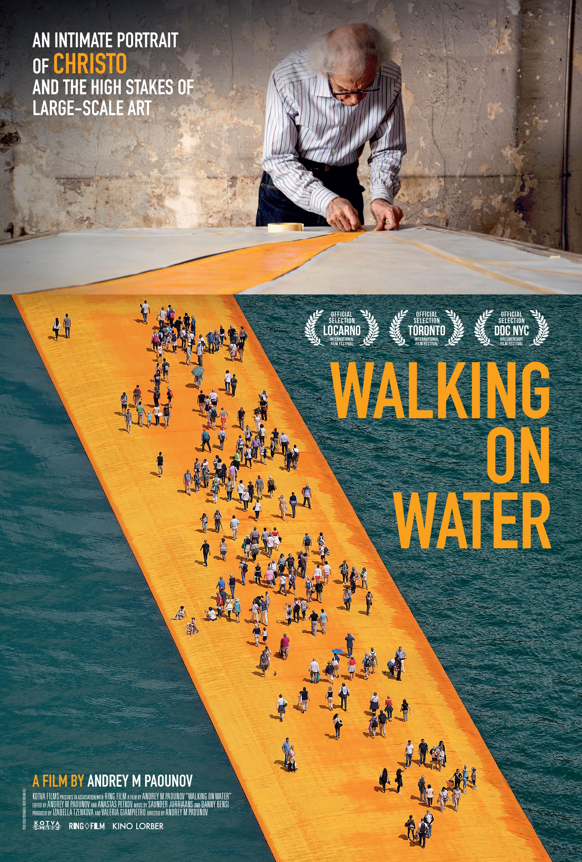 Walking on Water kapak