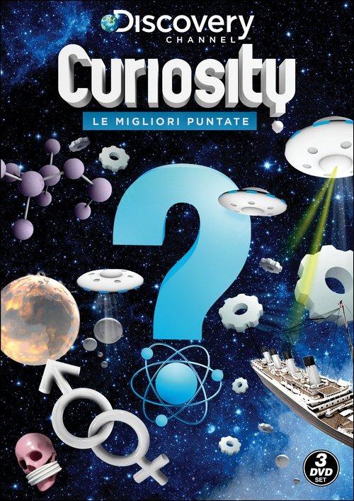 Curiosity kapak