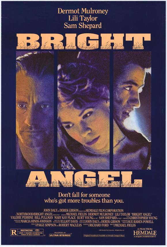 Bright Angel kapak
