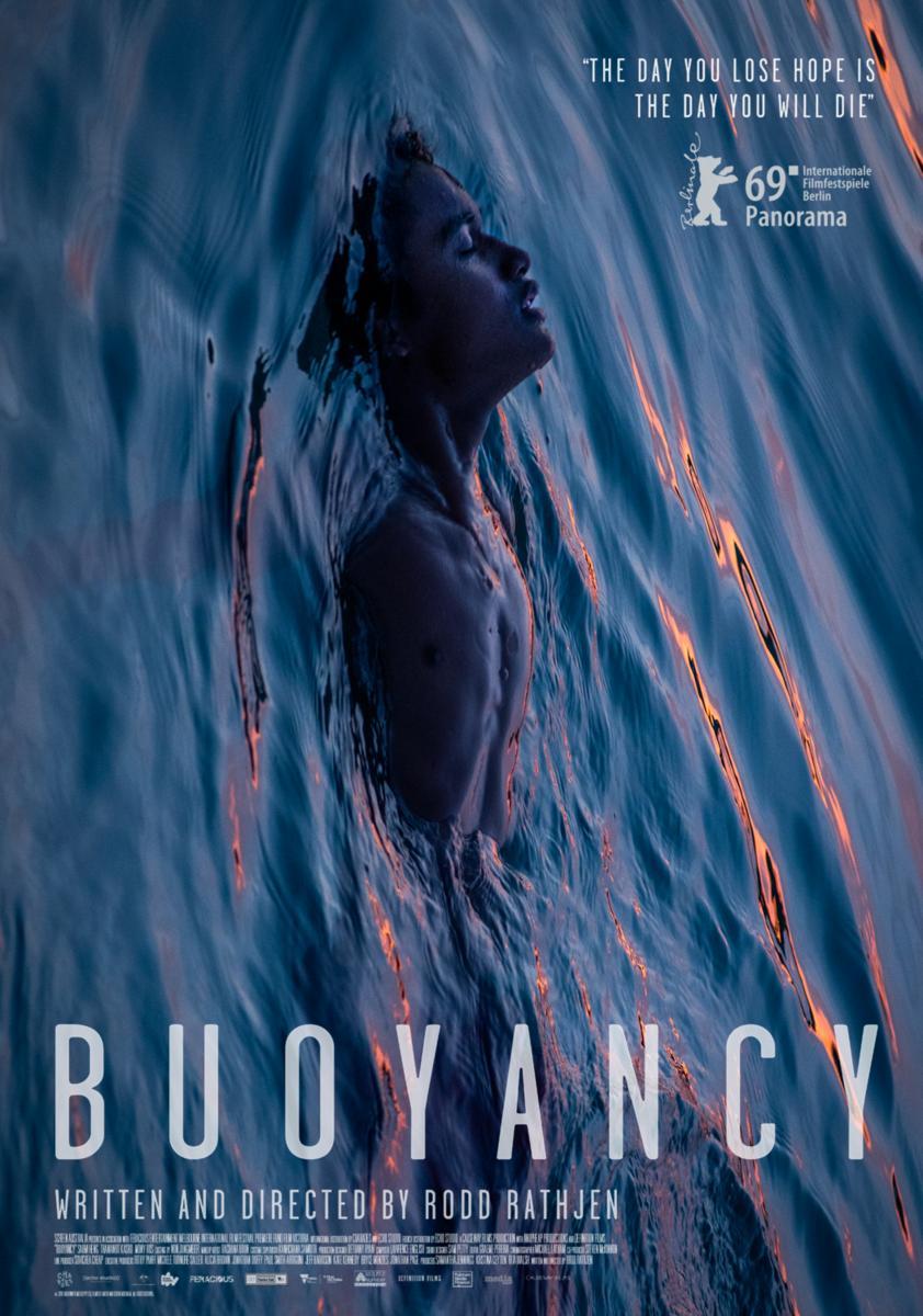 Buoyancy kapak